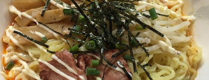 油麺にこにこ is one of ワセメシ.