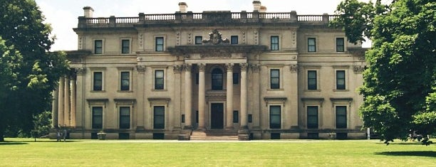 Vanderbilt Mansion National Historic Site is one of National Parks.