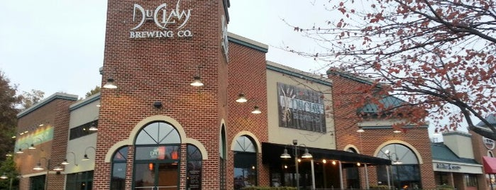 DuClaw Brewing Co. is one of Baltimore.