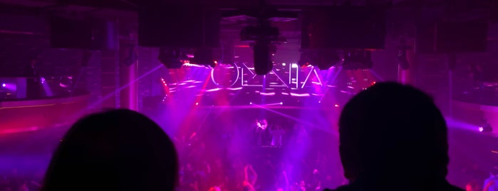 Omnia Nightclub is one of USA San Diego.