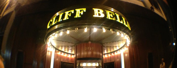 Cliff Bell's is one of The 15 Best Places with Live Music in Detroit.