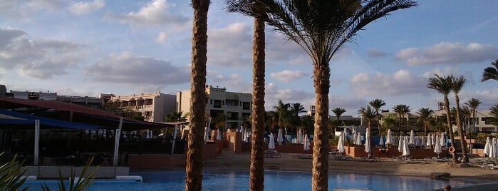 Crowne Plaza Port Ghalib Resort is one of Egypt Finest Hotels & Resorts.