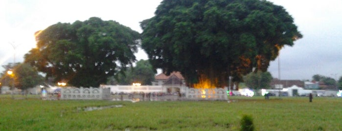 Alun - Alun Kidul is one of Visited Places in Yogyakarta :).