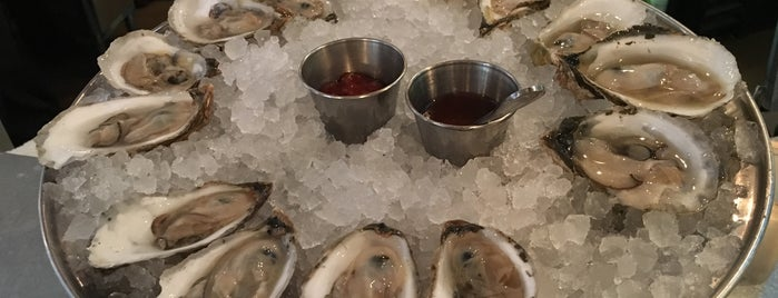 The Franklin Oyster House is one of Maine & New Hampshire.