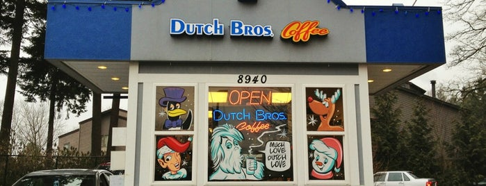 Dutch Bros. Coffee is one of Breakfast!.