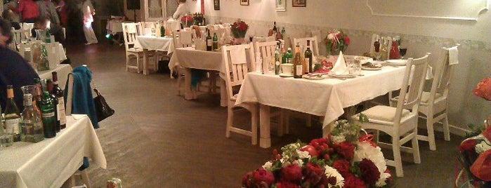 Ресторан «Бабушкин сад» is one of Бизнес ланчи Киева. Business lunch. Kyiv.