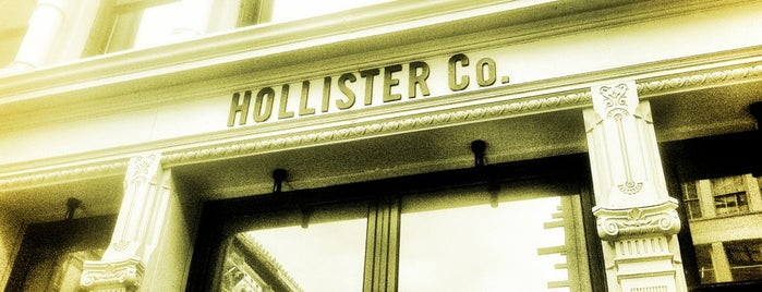 Hollister Co. is one of 2012 - New York.