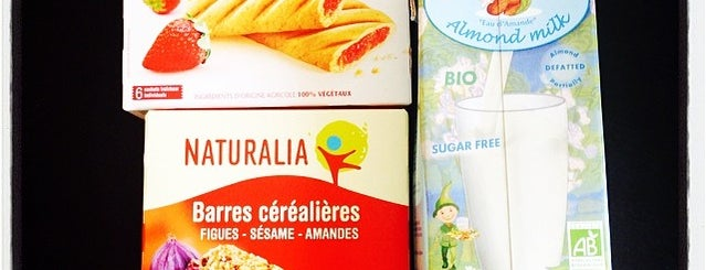 NATURALIA is one of Paris.