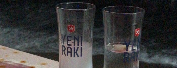 Mırmır Beach Restaurant is one of Antalya mayıs.