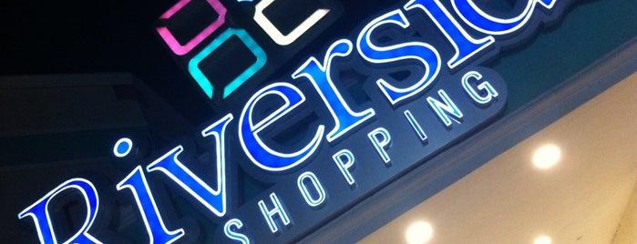Shopping Riverside is one of Teresina - PI.