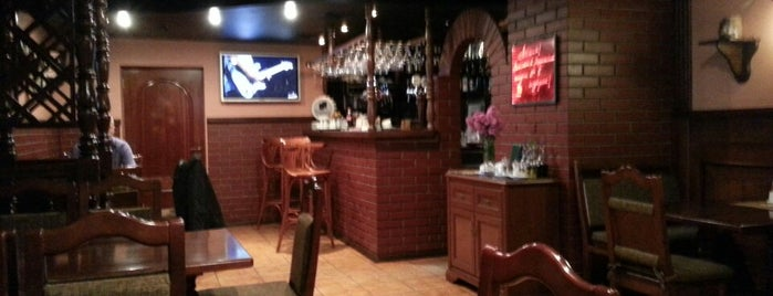 Пузофф is one of My beer places.