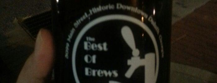 The Best Of Brews is one of Atlanta Beer.