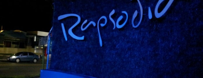 Rapsodia Lounge is one of Favorite.