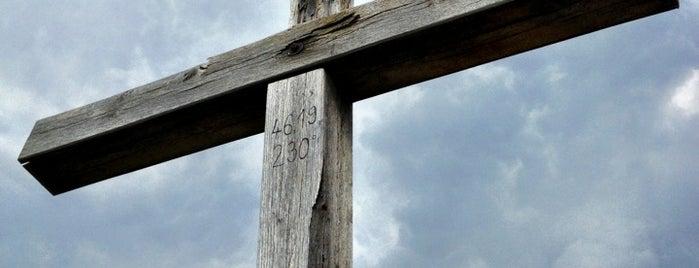 Vyhlídka u kříže is one of Weekend.