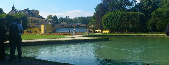 Schlosspark Hellbrunn is one of SALZBURG SEE&DO&EAT&DRINK.