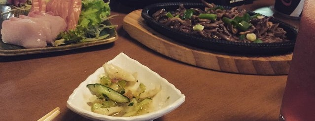 Djapa Restaurante is one of Henri's TOP Japanese Food.