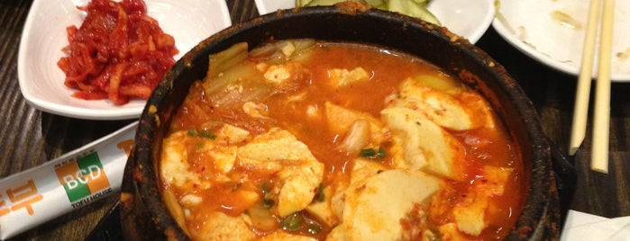 BCD Tofu House is one of SEOUL NEW JERSEY.