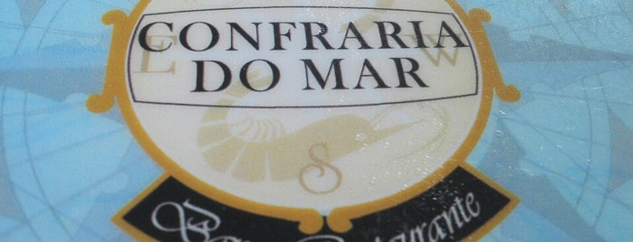 Confraria do Mar is one of Prefeitura.
