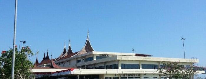 Minangkabau International Airport (PDG) is one of Indonesia's Airport - 1st List..
