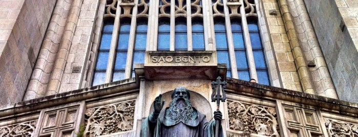 Mosteiro de São Bento is one of Cult..