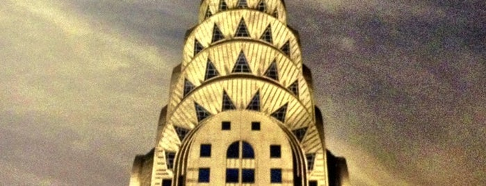 Chrysler Building is one of USA Trip 2013 - New York.