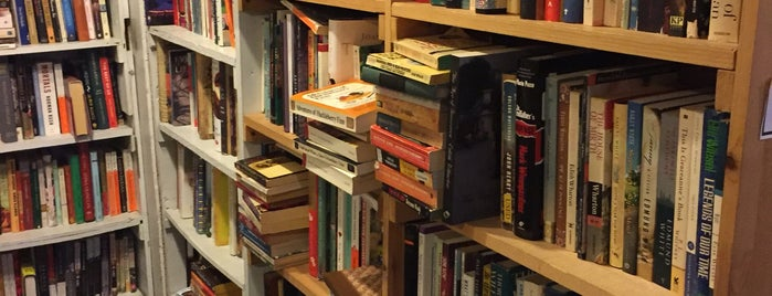 The Book Escape is one of Art, Books, Music, And More.