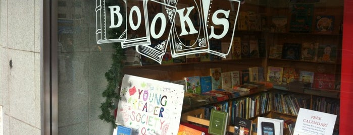 Secret Garden Books is one of Seattle.