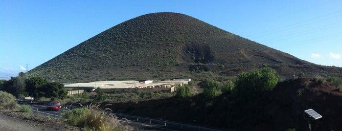 Montaña del Socorro | Montaña Grande is one of Islas Canarias: Tenerife.