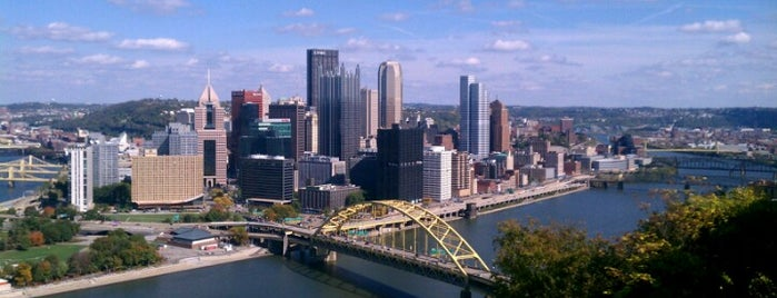 Duquesne Scenic Overlook is one of The 15 Best Places with Scenic Views in Pittsburgh.