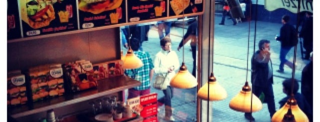 Duran Sandwiches is one of Bence Taksim.