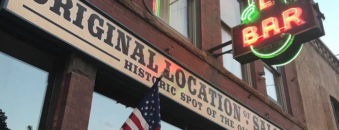 Wild Bill Bar (where Wild Bill Was Killed) is one of Rapid City, SD.