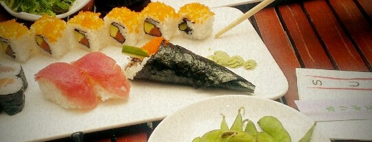 QQ Sushi Lounge is one of Essen 2.