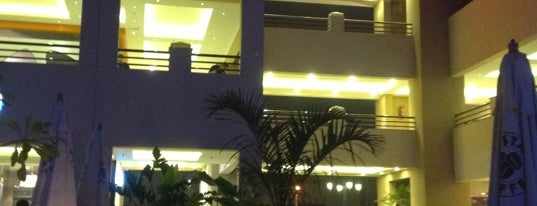 Americana Plaza is one of Egypt Best Food Courts.
