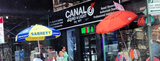 Canal Street Shops is one of For Rachel.