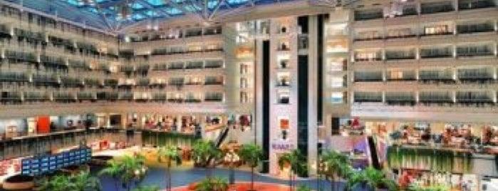 Hyatt Regency Orlando International Airport is one of Hotel / Casino.