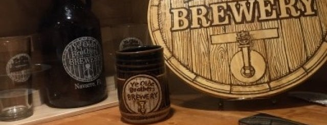 Ye Olde Brothers Brewery is one of The Best of the North Florida Gulf Coast.