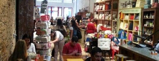 Besi Decoração e Café is one of Comer no centro.