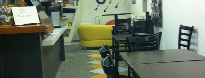 myJava Stop is one of Johor/JB :Cafe connoisseurs Must Visit.
