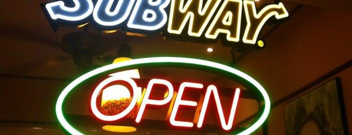 Subway is one of Makan @ Melaka/N9/Johor #15.
