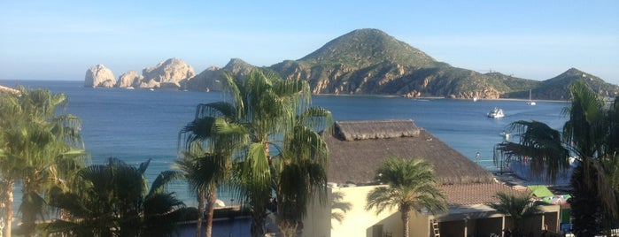 Casa Dorada Los Cabos, Resort & Spa is one of The best Hotel bars in Cabo San Lucas..
