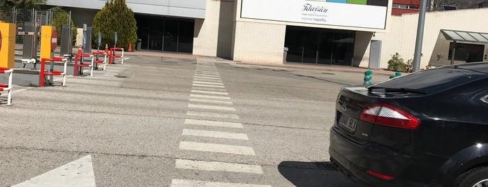 Mediaset España Comunicación is one of C.M..