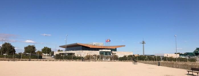 Aeropuerto de Albacete-Los Llanos (ABC) is one of Airports in SPAIN.