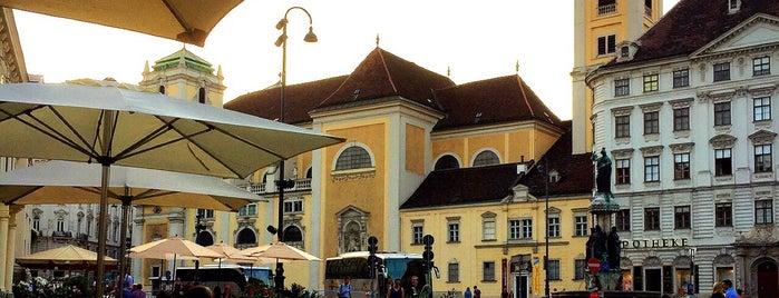 Stadtcafe is one of Wien.