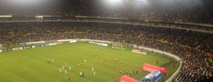 Estadio Jalisco is one of Lugares por ir (o ya fui).