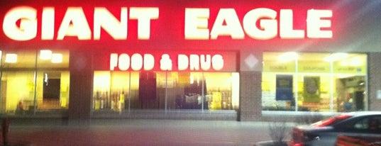 Giant Eagle Supermarket is one of The Buckeye Bucket List.