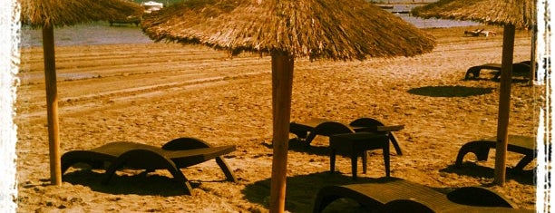 Playa de Los Narejos is one of Playas.