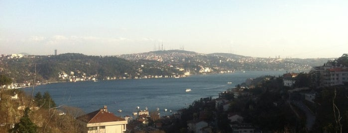 Balkon Cafe & Restaurant is one of Nargile Istanbul.