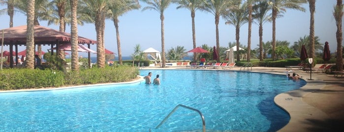 Grand Rotana Resort & Spa is one of Egypt Finest Hotels & Resorts.
