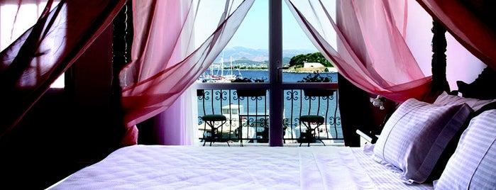 Hotel Pera is one of Izmir.