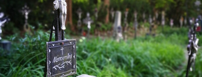 Friedhof der Namenlosen is one of Lieblingsplätze Wien.